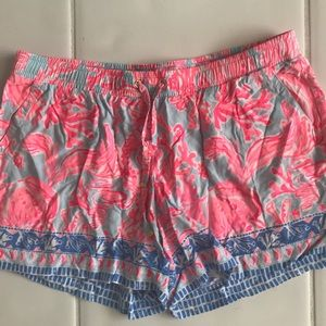 Lilly Pulitzer Medium Shorts